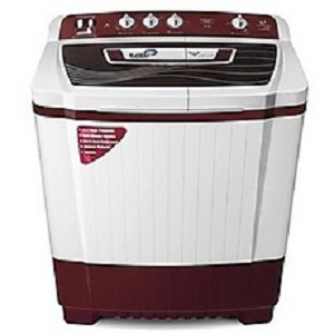 Videocon VS80P14DMK 6.5 Kg Semi Automatic Top Loading Washing Machine