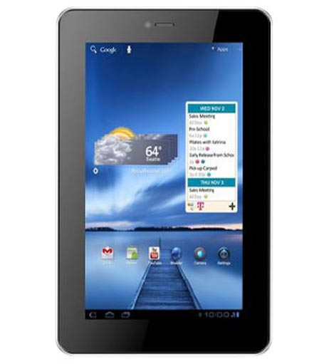 Vox Touch Screen Tablet