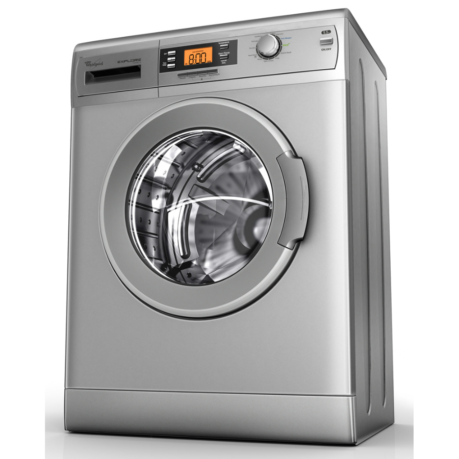 Whirlpool EXPLORE 1055 Fully Machine 5.5 KG Front Load Washing Machine