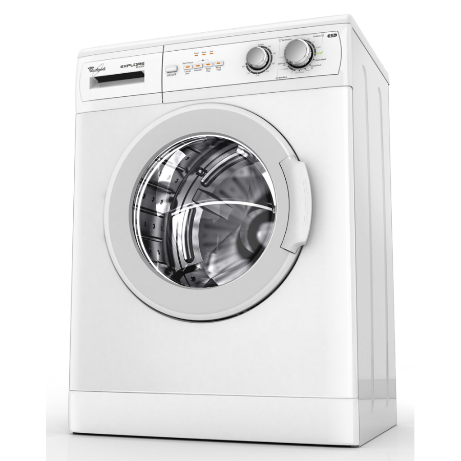 Whirlpool EXPLORE 855 LEW Fully Automatic 5.5 KG Front Load Washing Machine