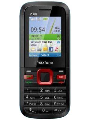 Maxfone Z66