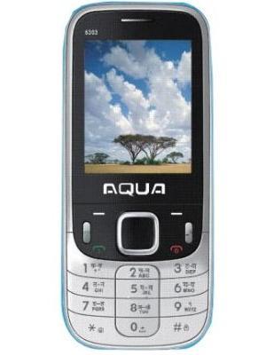 Aqua Mobile 6303
