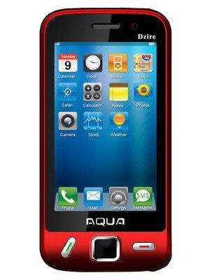 Aqua Mobile Dzire