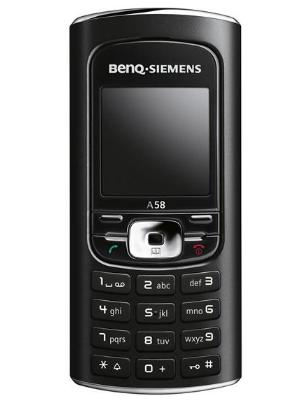 BenQ-Siemens Mobile A58