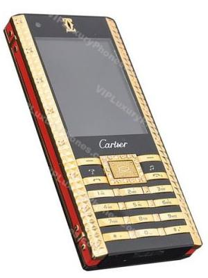 Cartier V8 Limited Chronograph Mobile Phone