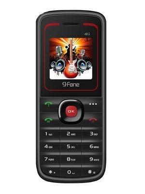 G-Fone 411 Dual SIM