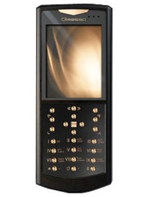 Gresso Mobile Avantgarde Sol Gold