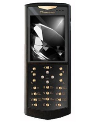 Gresso Mobile Avantgarde White Diamonds