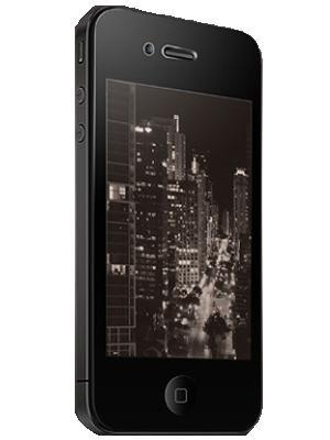 Gresso Mobile iPhone 4 Black Diamond