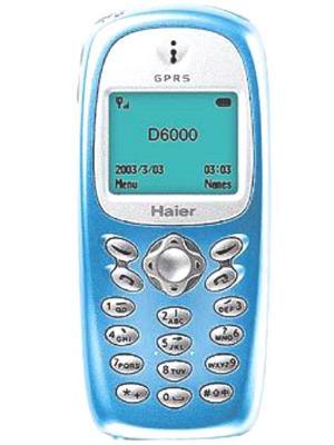 Haier D6000