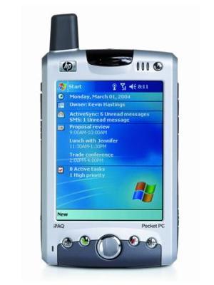 HP Ipaq H6340