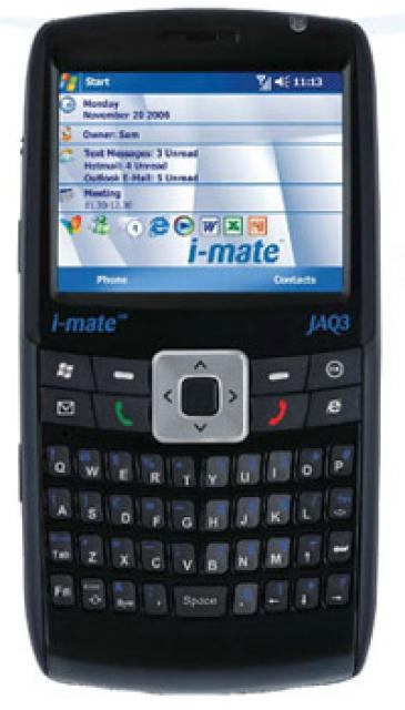 I-Mate Mobile JAQ3