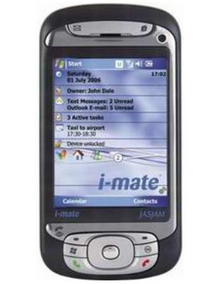 I-Mate Mobile Jasjam