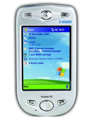 I-Mate Mobile Pocket PC
