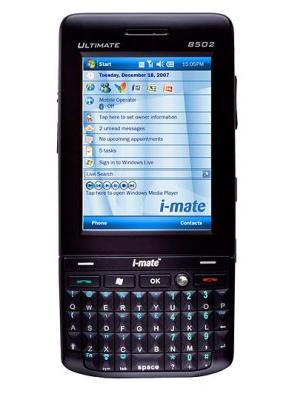 I-Mate Mobile Ultimate 8502