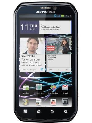 Motorola Electrify MB853