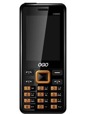 OGO G3600i