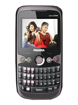 Pagaria Mobile Qwerty Super