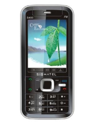 Sigmatel FXD S400