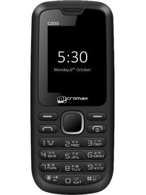 Micromax C205