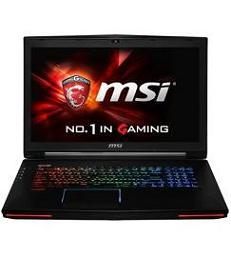 MSI Dominator Pro GT72 2QE Notebook