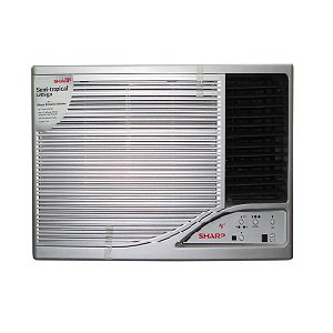 Sharp afa 18 rts 1 5 ton window ac air conditioners price for 1 5 ton window ac price in delhi