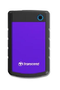 Transcend StoreJet 25H2P 1 TB External Hard Disk
