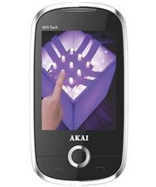 Akai 6610 Touch