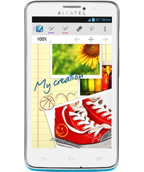 Alcatel One Touch Scribe Easy 8000