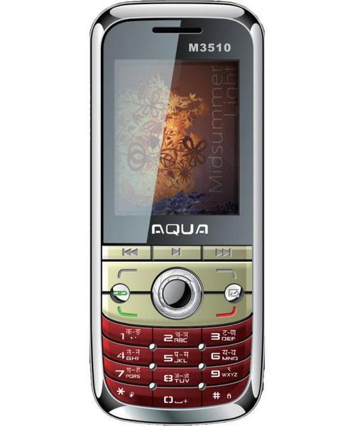 Aqua M3510