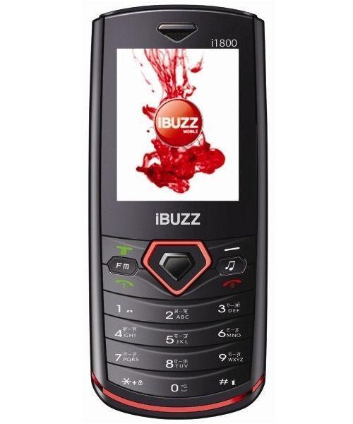 iBuzz i1800 BigBuzz