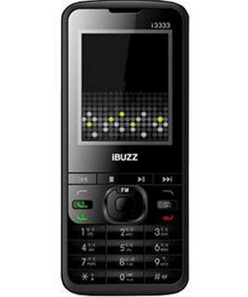 iBuzz i3333 MusicBuzz