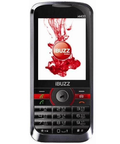 iBuzz i4400 MusicBuzz