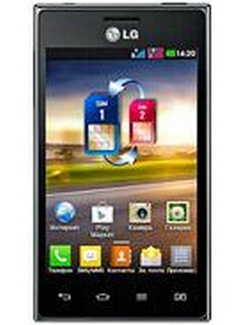 LG Optimus L5 Dual