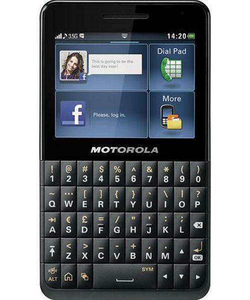 Motorola EX226