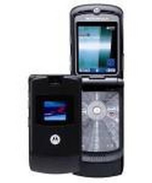 Motorola MOTORAZR V3 Black