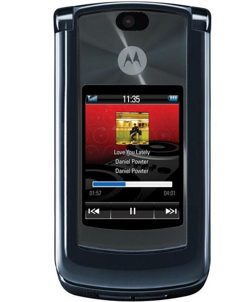 Motorola MOTORAZR V8