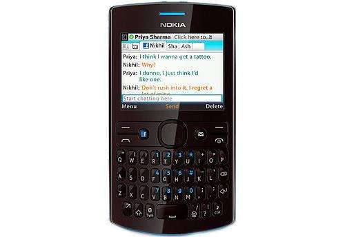 Nokia Asha 205