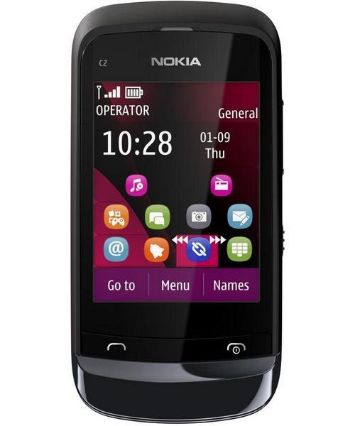 Фото Nokia C2-02