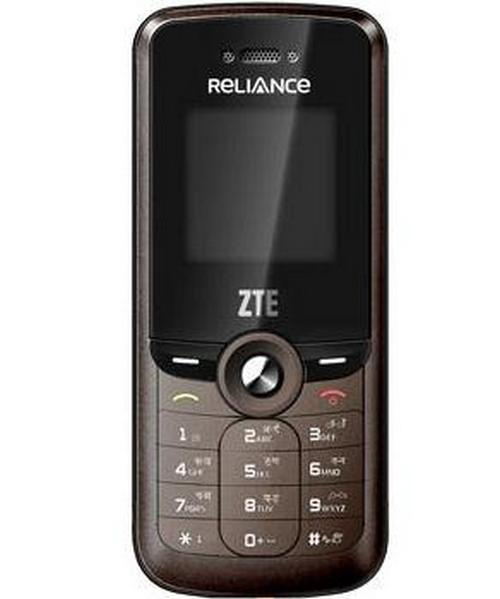 Reliance ZTE S160
