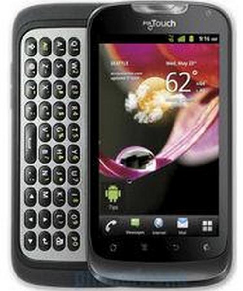 T-Mobiles myTouch Q 2