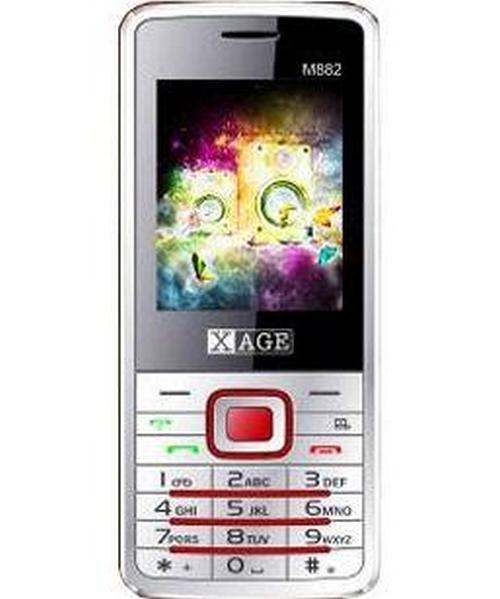 Xage M882 Taal
