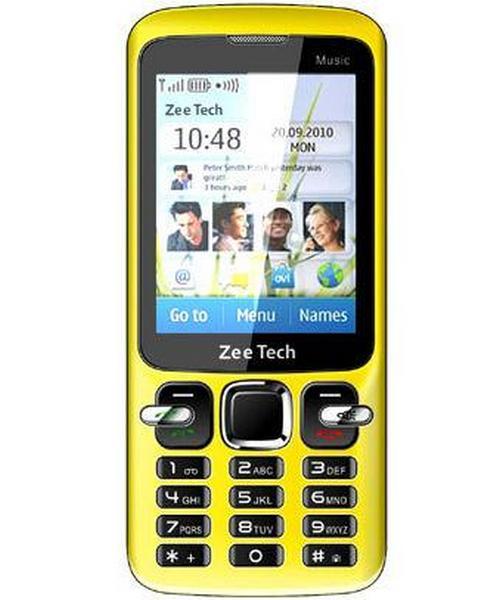Zee Tech Zee Music