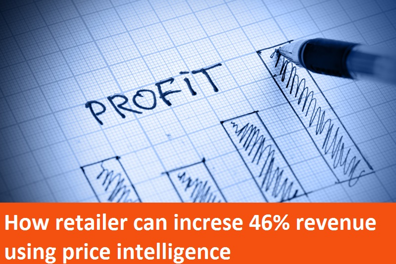 How Retailers Can Increase 46% in Revenue Using Pricing Intelligence